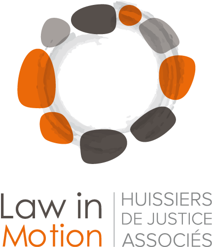 Law in Motion - Logo